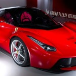 LaFerrari: Ferrari's newest hypercar now official
