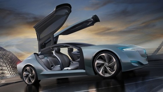 New Buick Riviera Concept Revealed