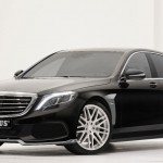 BRABUS tuned Mercedes S-Class boosts 730hp and top speed of 325km/h