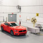 First Look: All-New 2015 Ford Mustang