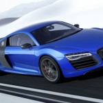 Audi R8 LMX 562bhp with laser headlights unveiled