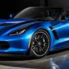 Chevrolet Debuted 625HP 2015 Corvette Z06 Convertible At New York