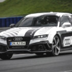 Sponsored Video: Driverless Audi RS7 Hits 150MPH at Hockenheim Circuit