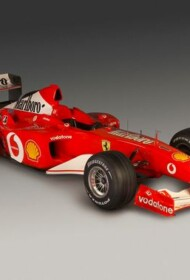 The Top 3 Greatest F1 Cars of All Time