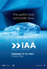 What to Expect from the 2013 Frankfurt International Motor Show