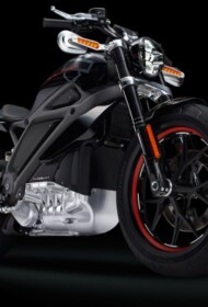 Harley-Davidson introduced its first electric motorcycle