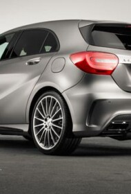 Mercedes-Benz A45: AMG's entry to the hatchback market