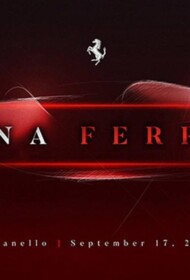 Ferrari teases new model debut this September