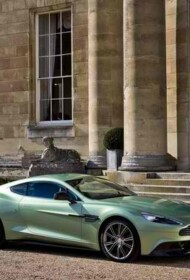 2016 Aston Martin Vanquish to be powered by Mercedes engine