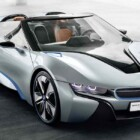 BMW i8 Spyder Concept Wallpaper