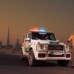 BRABUS B63S – 700 WIDESTAR tuned for Dubai Police