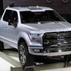 Detroit Auto Show: All-New Aluminum Ford F-Series