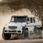 2015 Mercedes-Benz G63 AMG 6×6 price announced